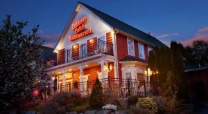 These 13 Haunted Restaurants In Washington Will Give You Goosebumps