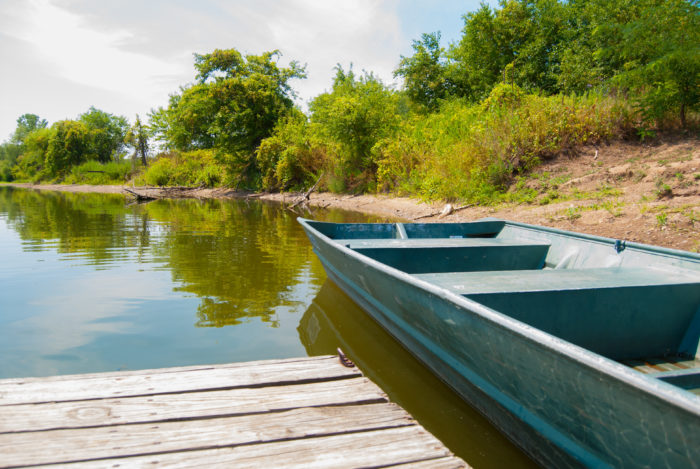 Two of the lakes, Wakonda and Agate, have boat ramps, so feel free to bring along your fishing boat, canoe or kayak.