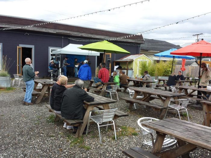 10. Waterfront Pizza, Port Townsend