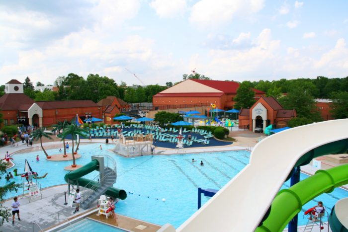 4. The Water Park at Bohrer Park