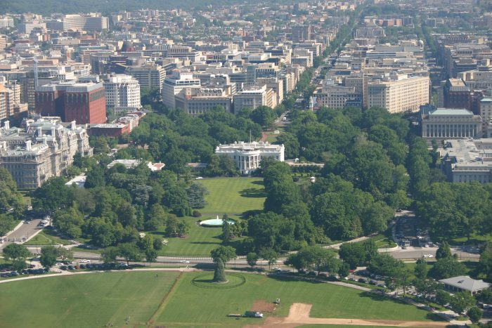 3. The White House, 2009