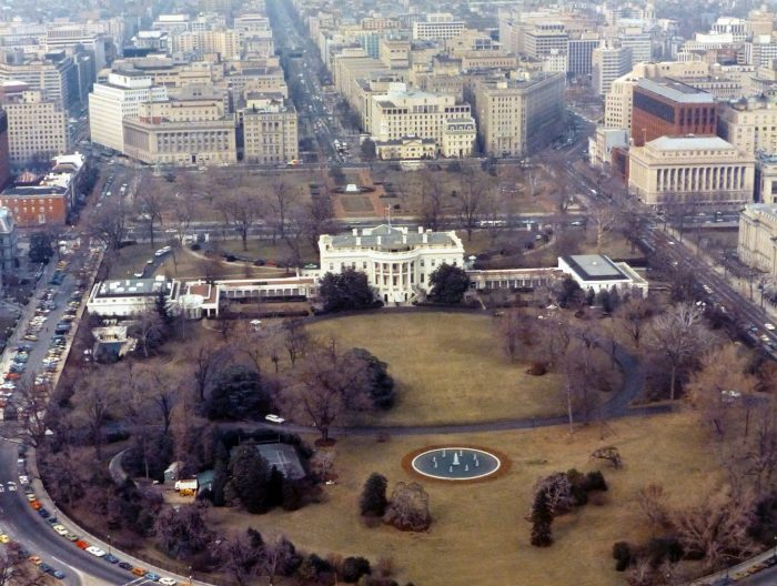2. The White House, 1978