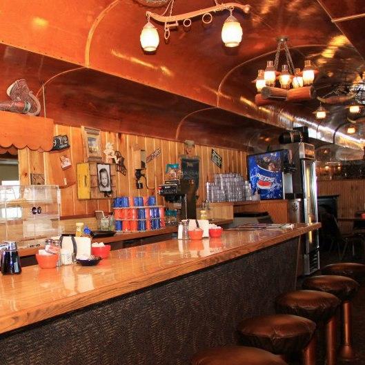 5. Wild West Diner, Culbertson