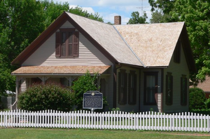 12. Historic tours of author Willa Cather's hometown, Red Cloud