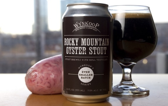 2. Wynkoop Brewing Company's Rocky Mountain Oyster Stout...