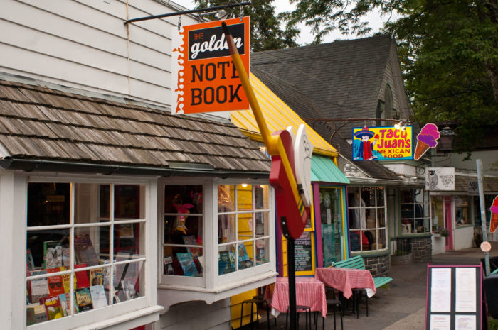 5. We know where the best Mom & Pop shops are.