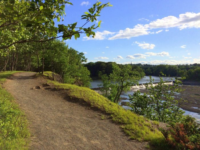 1. Peebles Island State Park - Waterford