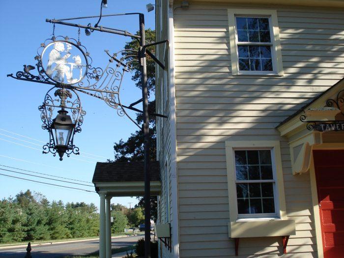 2. Ye Olde Centerton Inn, Elmer