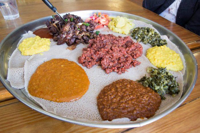 zenebech food