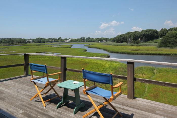 The scenic marsh view is a huge plus, but if seaside fun is more your style, the beach is only 0.1 miles away.