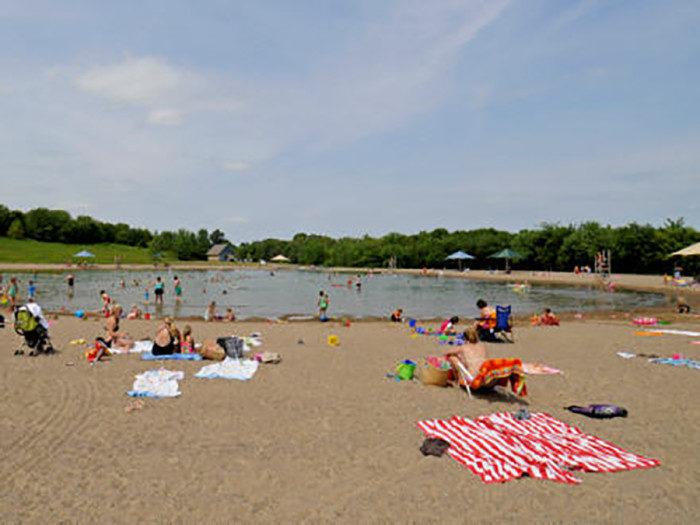 1. Lake Minnetonka Swimming Pond