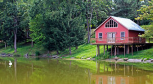 9 Amazing Places To Stay Overnight In West Virginia Without Breaking The Bank