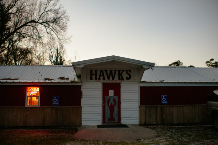 Hawk's has been the place to get amazing boiled crawfish since 1983.