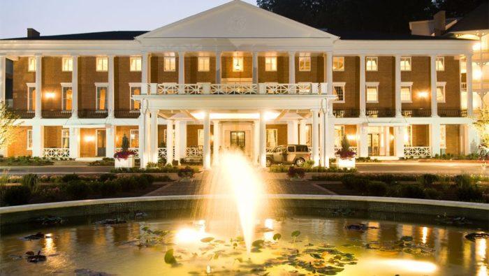 1. Omni Bedford Springs Resort – Bedford