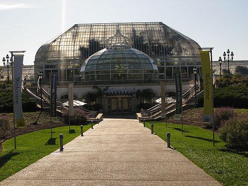 1. Phipps Conservatory & Botanical Gardens