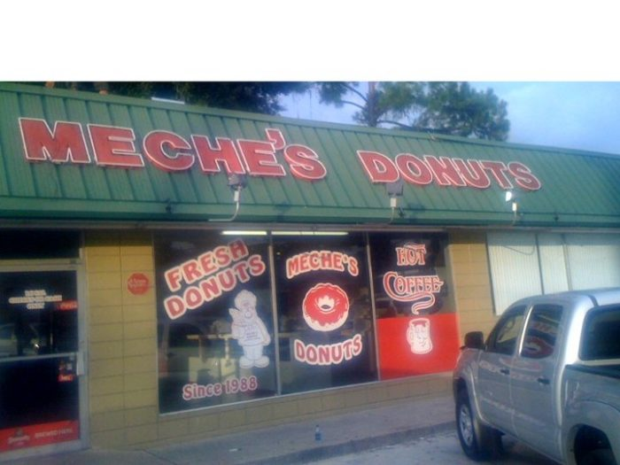 This New Iberia institution is the definition of a small town donut shop.