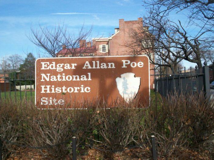 Edgar Allan Poe National Historic Site - Philadelphia
