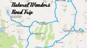 This Natural Wonders Road Trip Will Show You Nevada Like You've Never Seen It Before