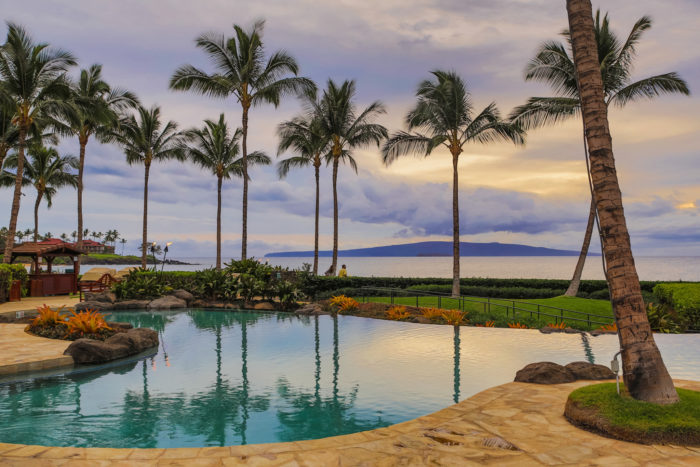 1. Hawaii is truly a tropical paradise.