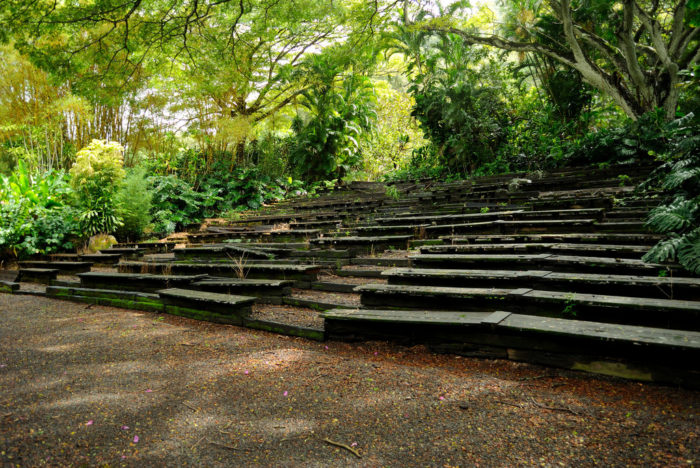 1. Outdoor Theatre, Waimea Valley