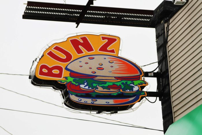 1. Bunz Burgerz, Louisville