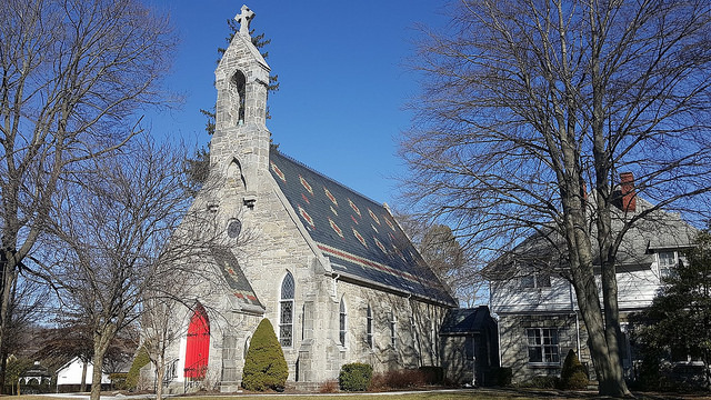 Make time to visit the many historical sites in Bedford, such as St. James Church and…