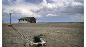 This 20th-Century Ghost Town In Nevada Is Eerily Modern