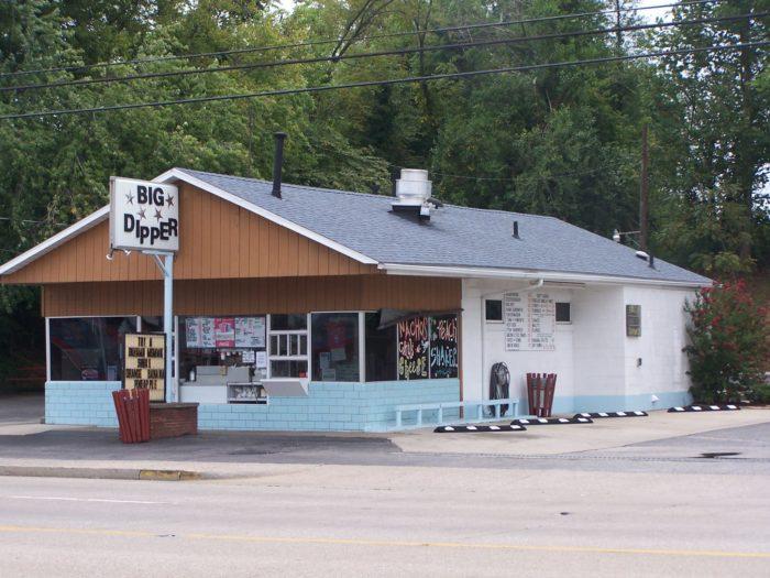10. Big Dipper, Owensboro