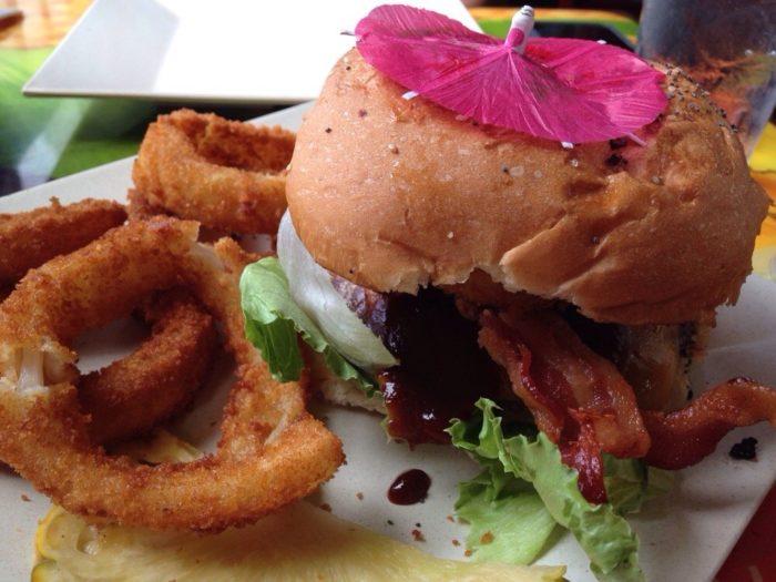 10. Cheeseburger in Paradise, Lahaina #2