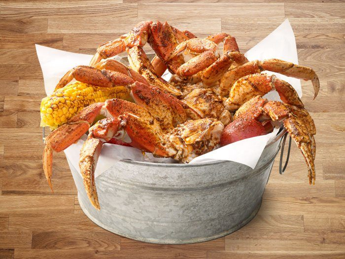 10. Joe's Crab. Joe crab shack
