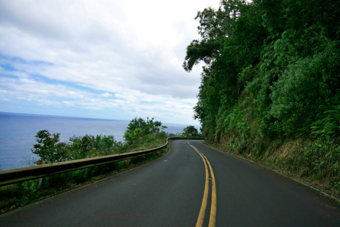 10. Maui's Road to Hana is the only drive worth taking.