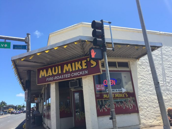 10. Maui Mikes Fire-Roasted Chicken