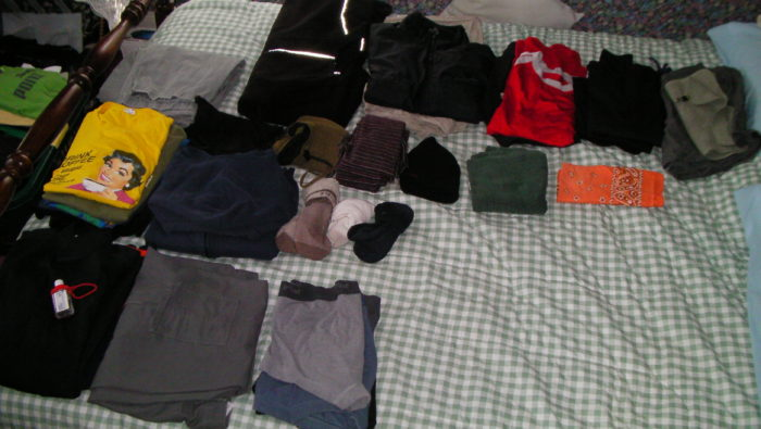 10. Packing and unpacking