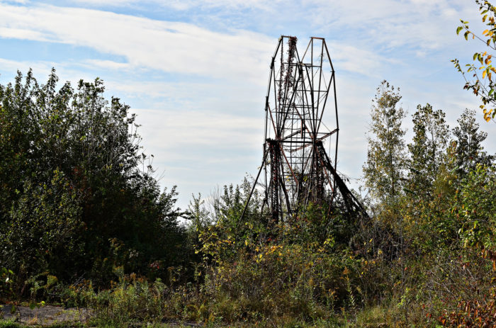 4. Chippewa Lake Amusement Park