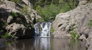 This Magical Waterfall Campground In New Mexico Is Unforgettable