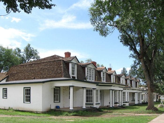 5. Fort Stanton (in Fort Stanton)