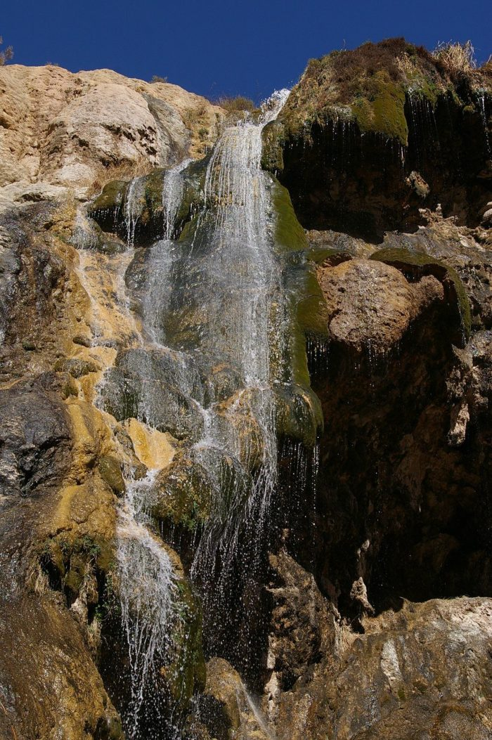 USA, New Mexico, near Taos, Rio Grande Gorge Bridge & US ... |Waterfalls Near Taos New Mexico
