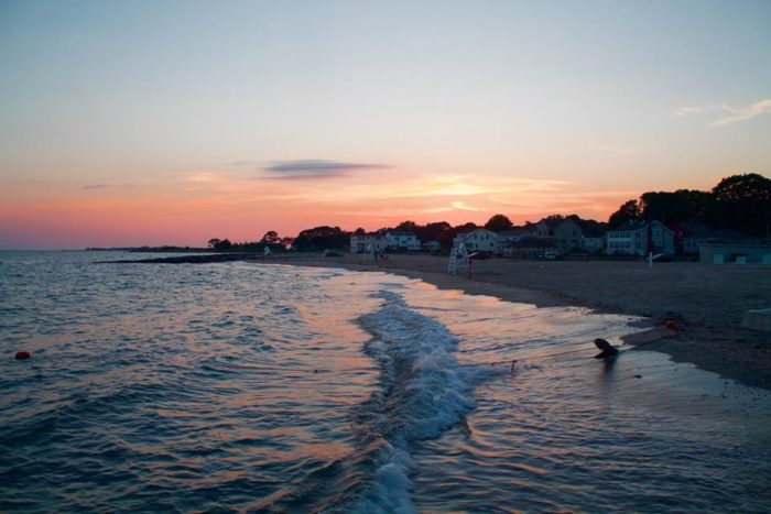6. White Sands Beach (Old Lyme)