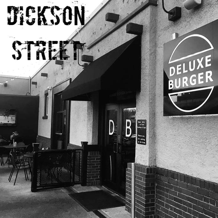 4. Deluxe Burger (Fayetteville)