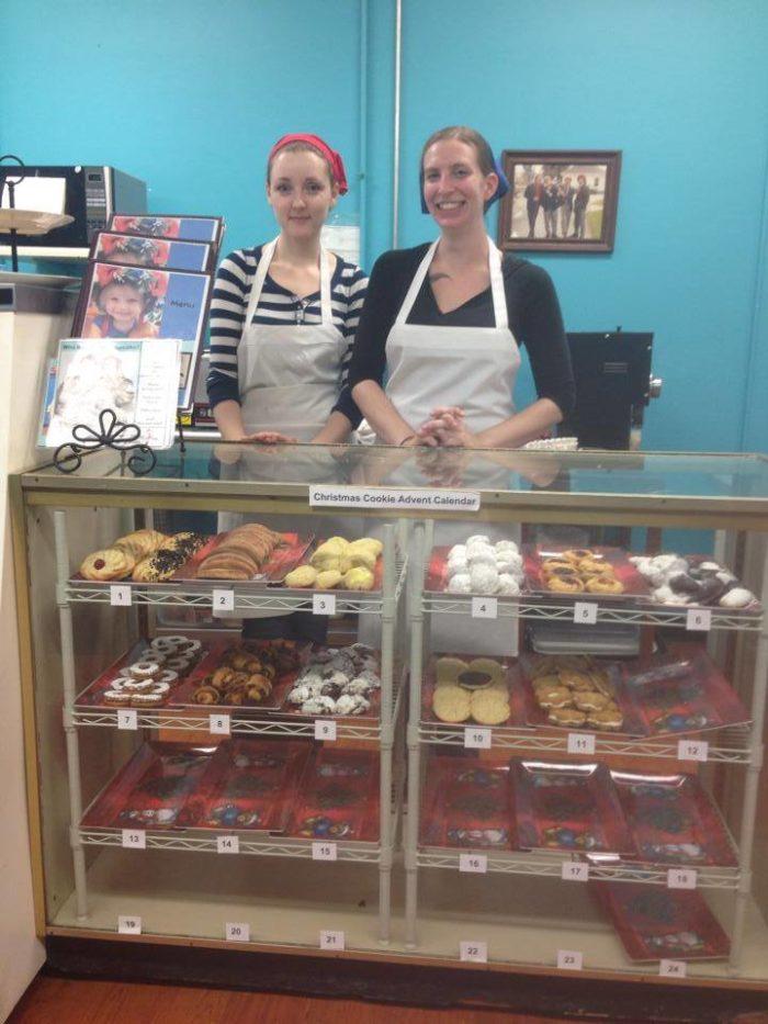 7.  Crazy Russian Girls Neighborhood Bakery - 443 Main Street, Bennington