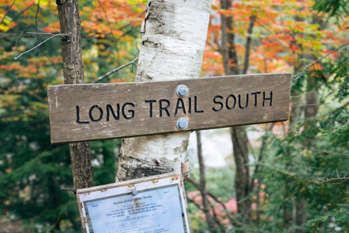 11.  Vermont has epic hiking trails.