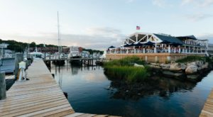 These 10 Restaurants In Connecticut Have Jaw-Dropping Views While You Eat