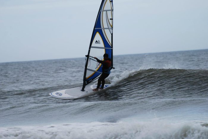 Rehoboth Beach is a great place to get out on the water in Delaware, too.