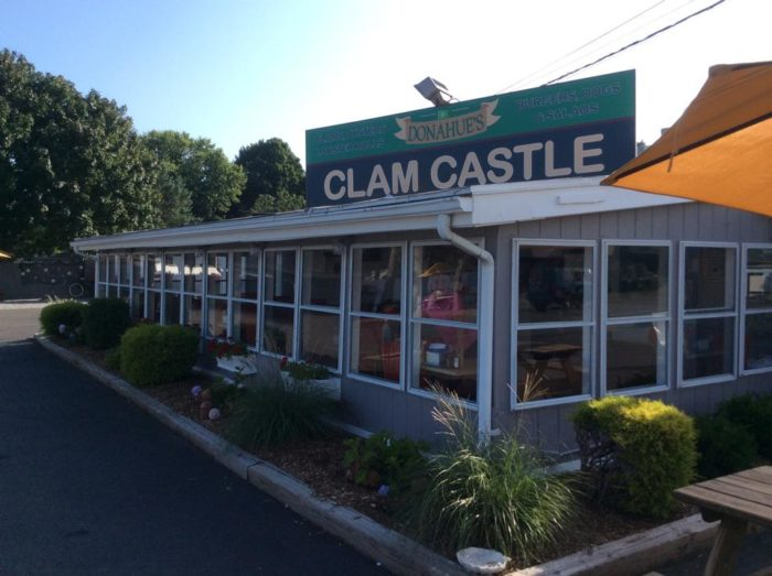 4. Donahue's Clam Castle (Madsion)