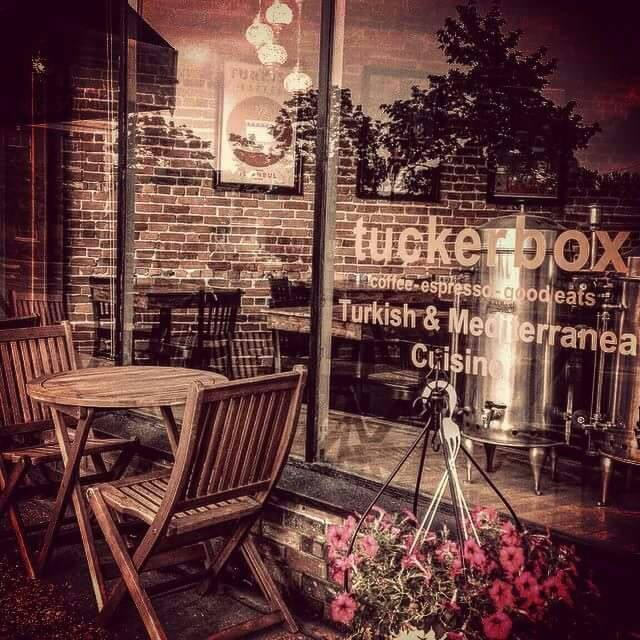 5.  Tuckerbox - One South Main Street, White River Junction
