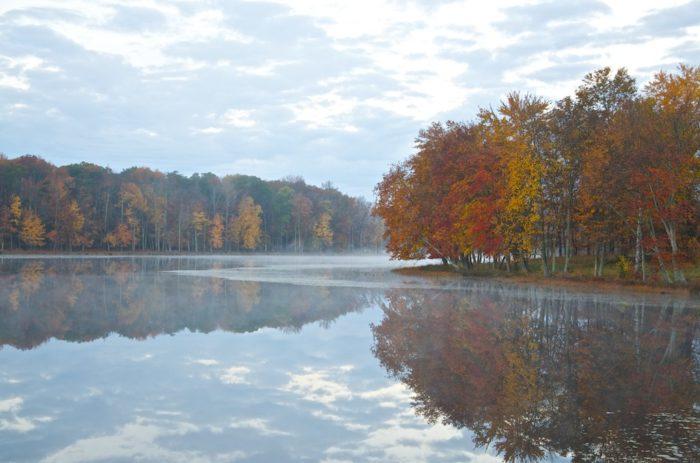 4. Redington Lake