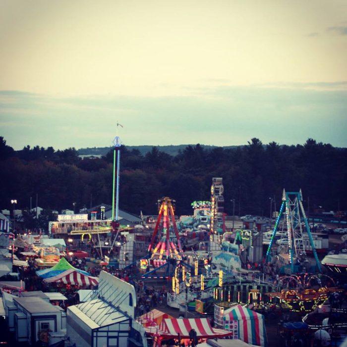 4. Rochester Fair