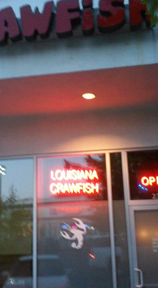 1. My Brother's Crawfish