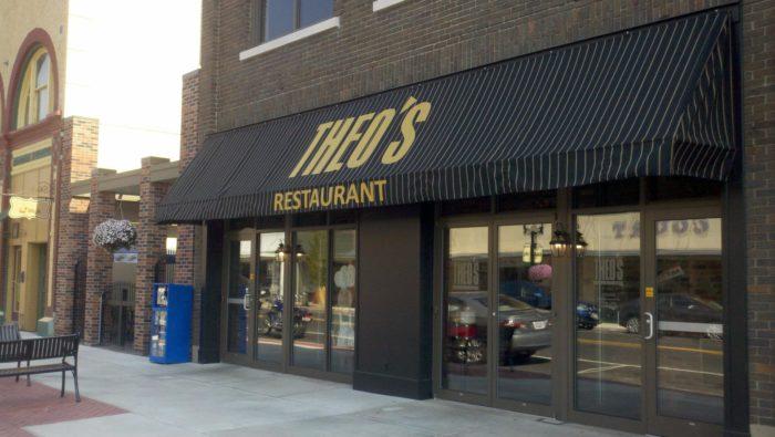 5. Theo's Restaurant (Cambridge)