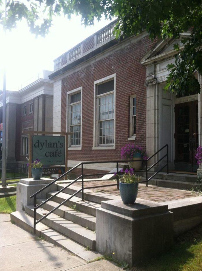4.  Dylan's Cafe - 139 Eastern Avenue, St. Johnsbury